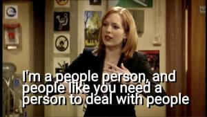 IT Crowd Episode 1 - Jen People Person