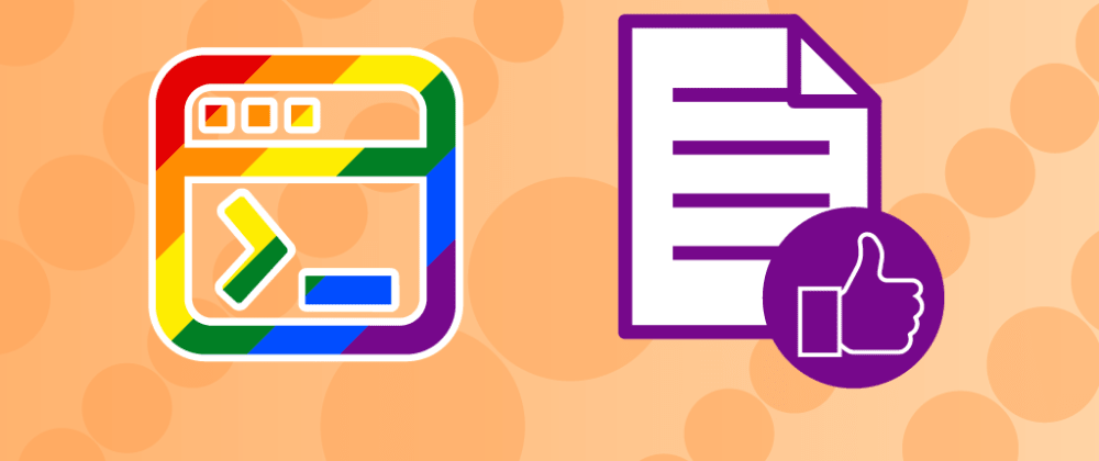 Cover image for Celebrating Pride: How to write gender-neutral coding tutorials