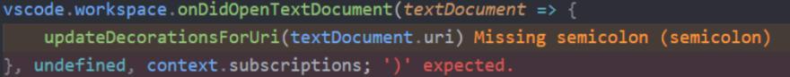 Error Lens