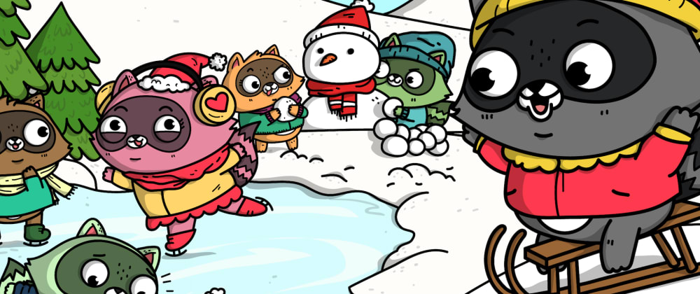 """Cover image for Festive """"Ask Me Anything"""" with Scott Hanselman"""