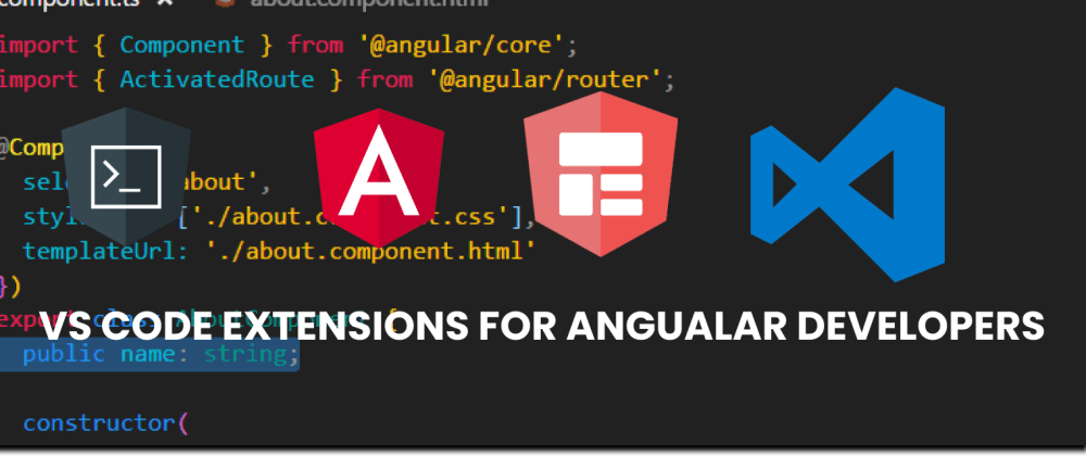 Cover image for Essential  extensions for Angular developers