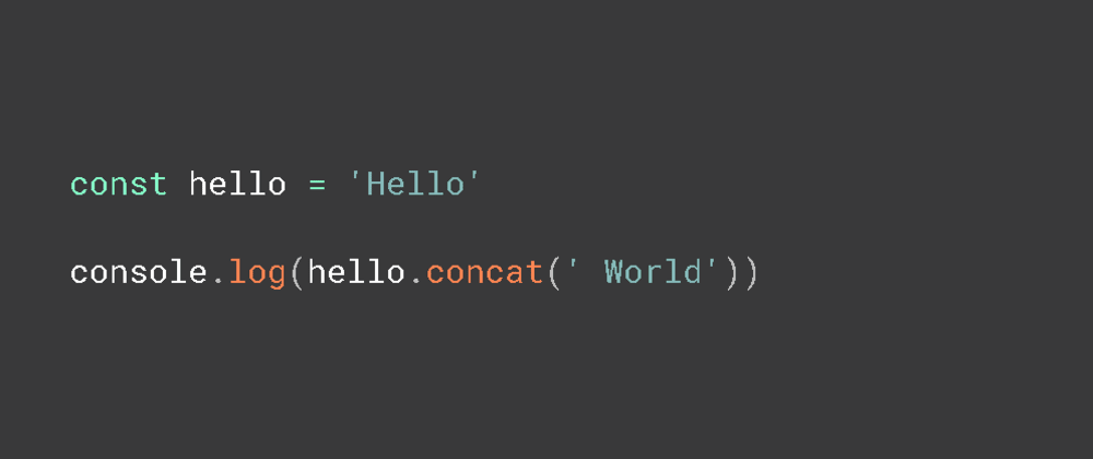 Cover image for My Favorite JS String Methods