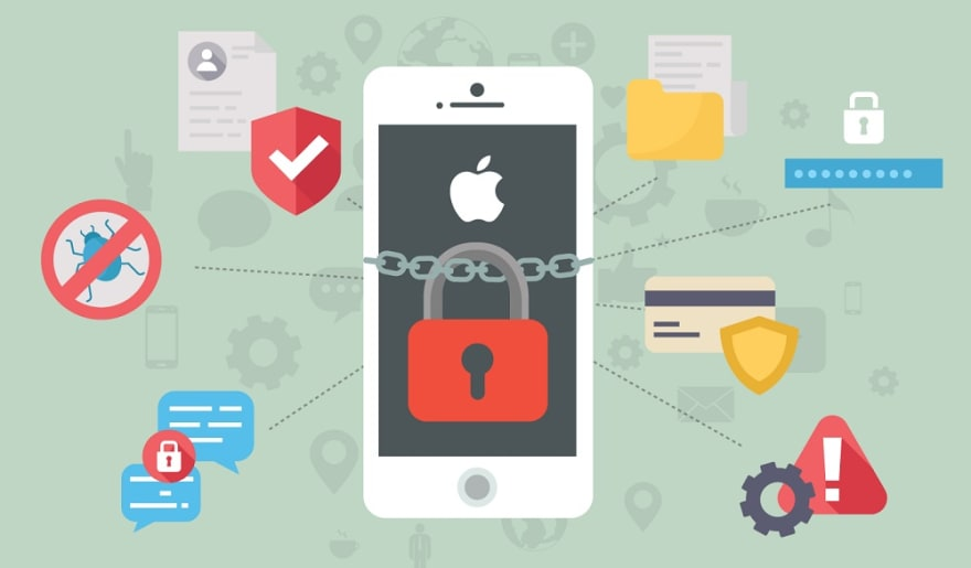 Five weak spots of iOS app security and how to address them