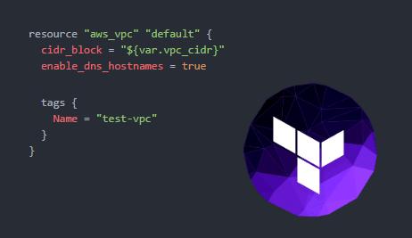 Terraform example code