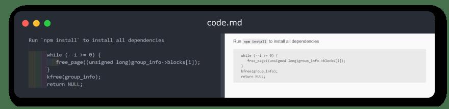 code-in-blocks