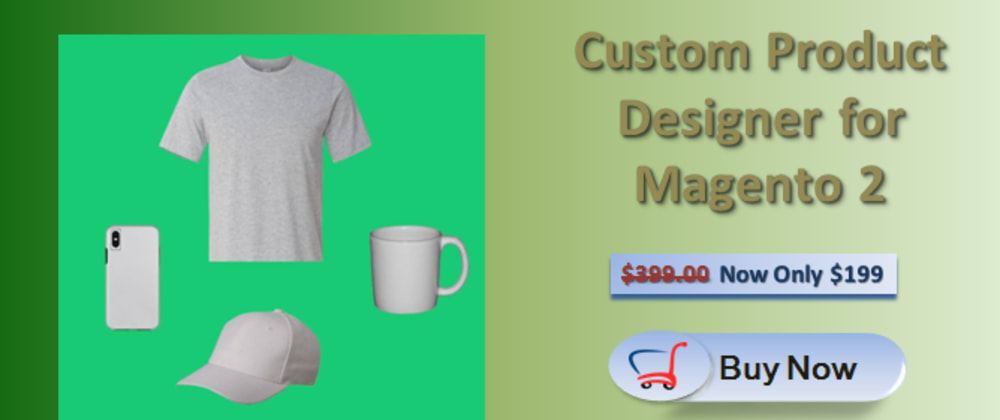 Cover image for Clipart for Custom Product Designer for Magento