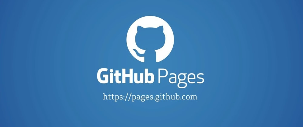 Cover image for How to Host your Static Web pages on GitHub-Pages for Free