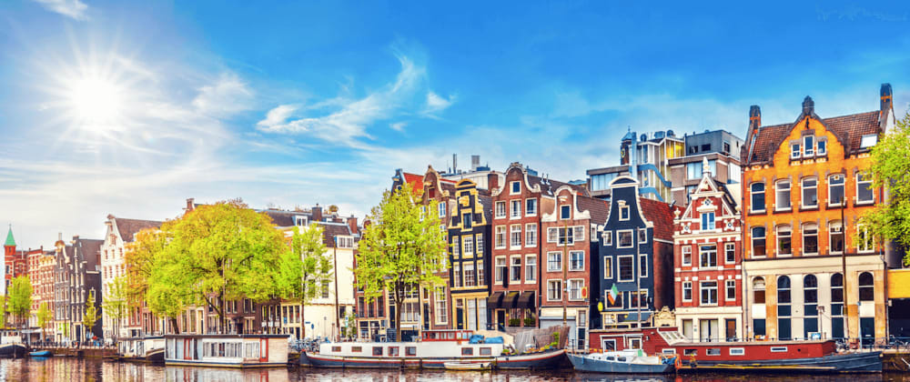 Cover image for 7 Tech Companies in Amsterdam to Get Hired as a Foreigner