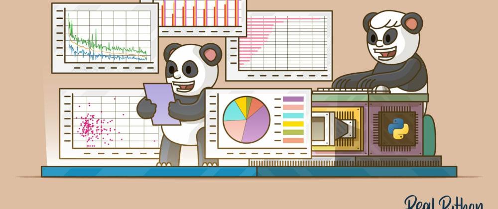 Cover image for Pandas Tutorials - Python for Data Science