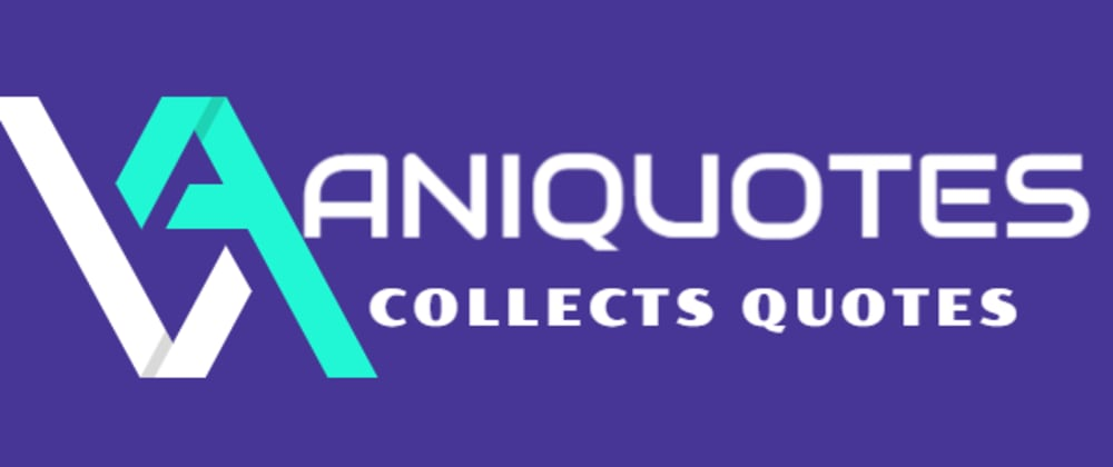 Cover image for [Node.js] Introducing Aniquotes