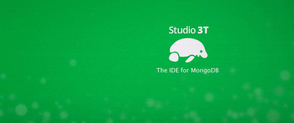 Cover image for How to migrate Database and Collections Efficiently with Studio 3T