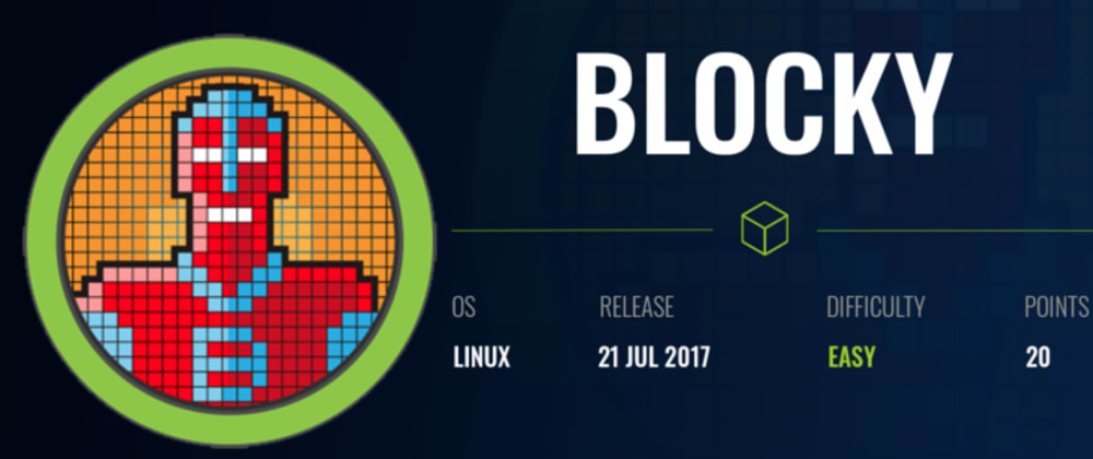Cover image for Writeup: HackTheBox Blocky - Without Metasploit (OSCP Prep)