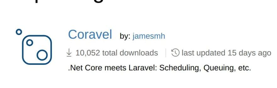 coravel
