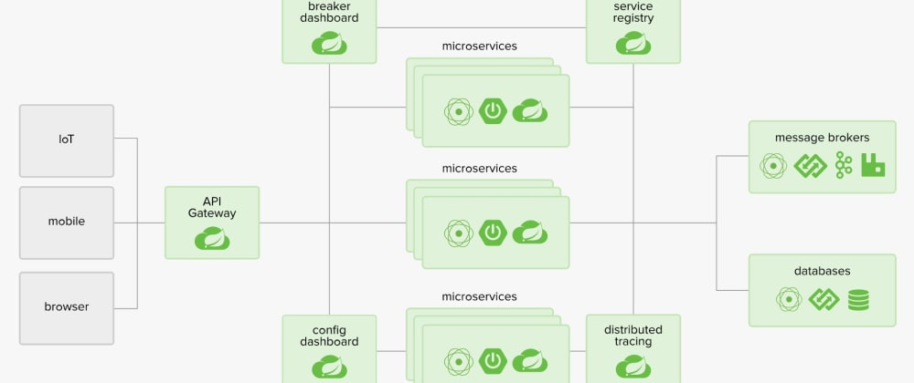 Cover image for Project Overview: the Basic Microservices Architecture with Spring Cloud