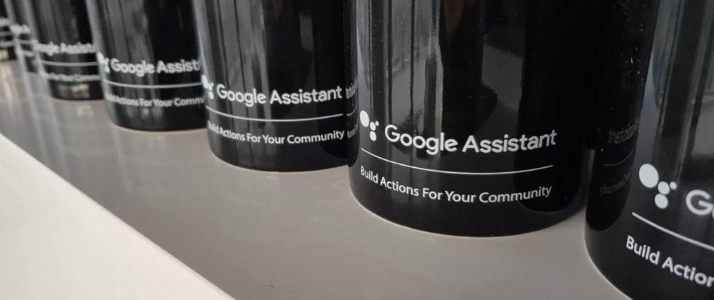 Cover image for [PT-BR] Crie Actions para o Google Assistente