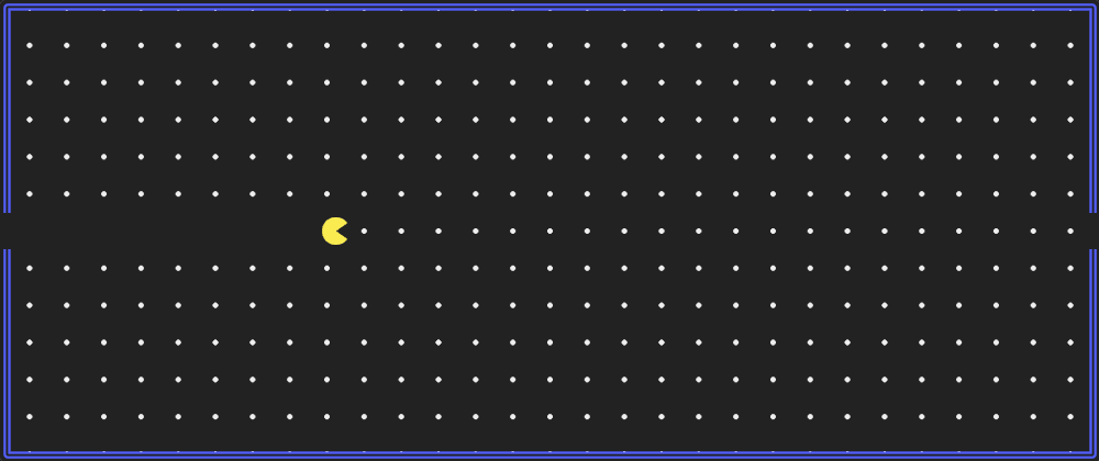 Cover image for Creating an animated Pacman pattern
