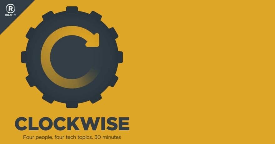 clockwise podcast album art