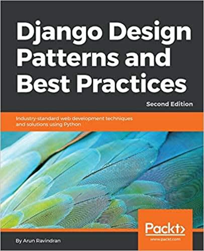 Django Design Patterns and Best Practices