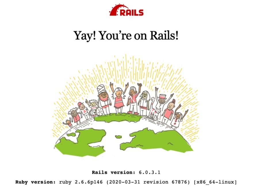 Rails Init View