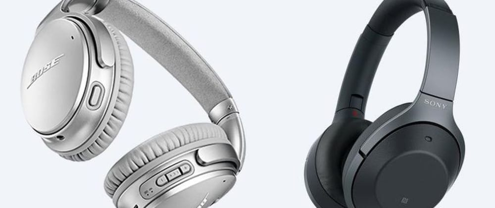 Cover image for What headphone(s) do you use when coding?