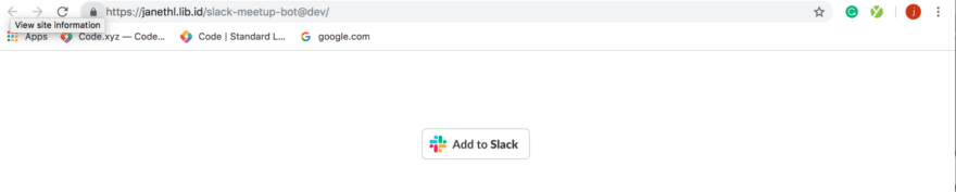 How to Build a Meetup Slack App with Standard Library and