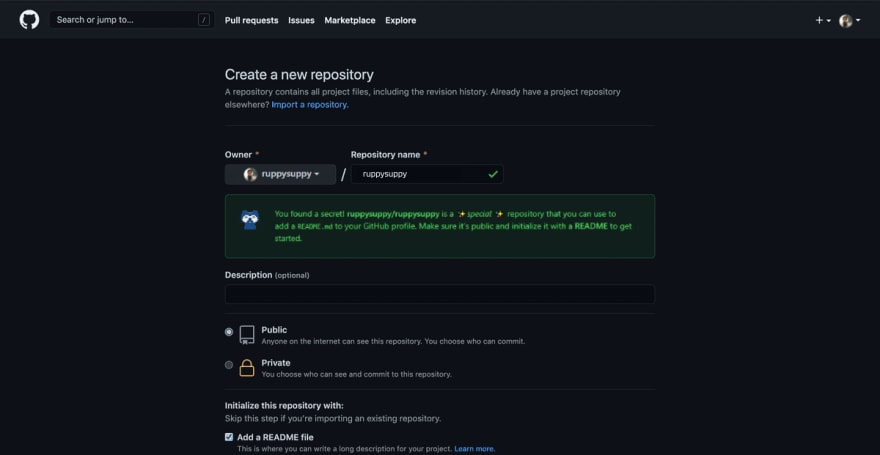 ReadMe Repository