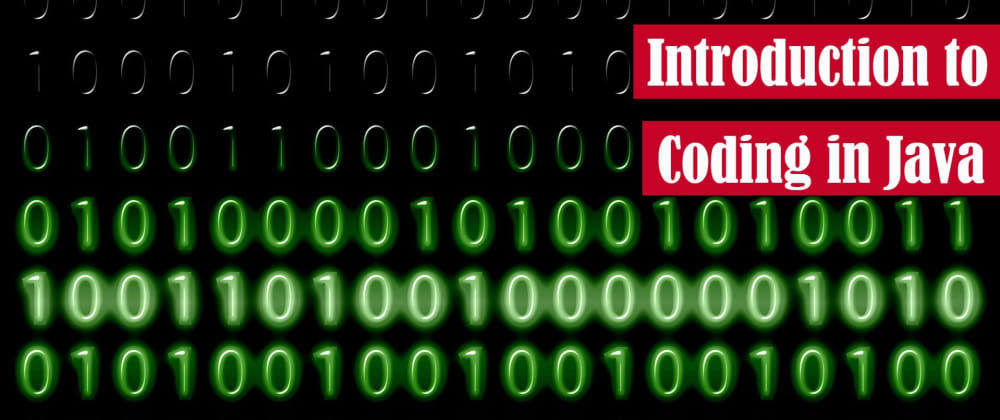 Cover image for Introduction to Coding in Java
