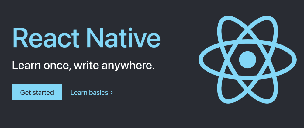 Cover image for Learning React Native   Week 1