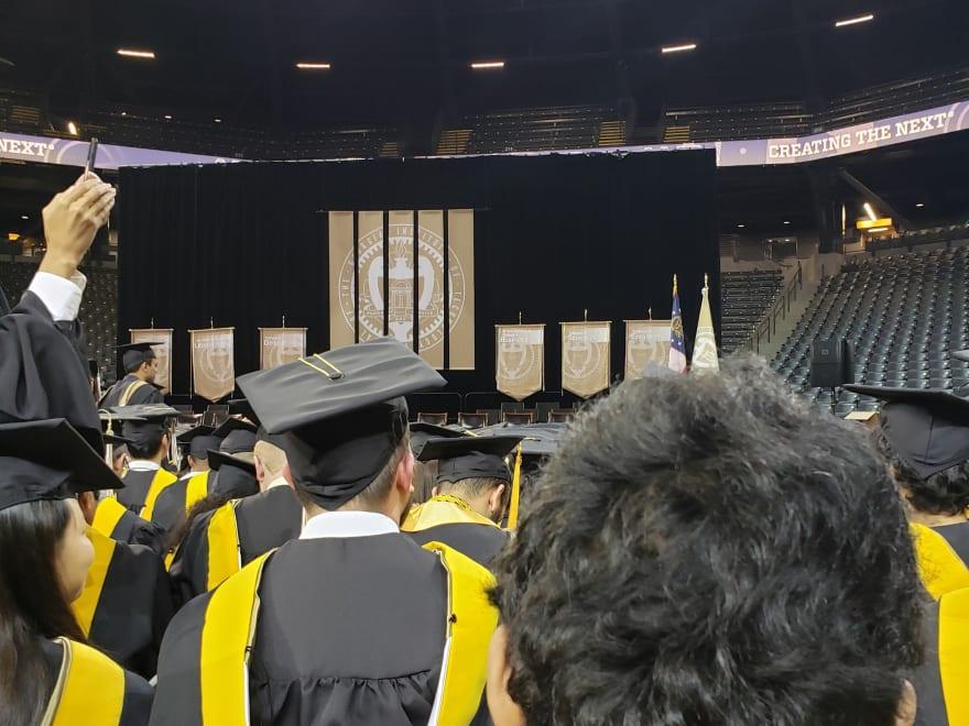 Georgia Tech Graduation