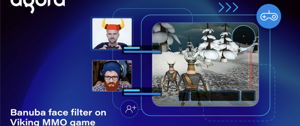Cover image for How to Add Chat with Face Filters to Your Multiplayer Unity Game