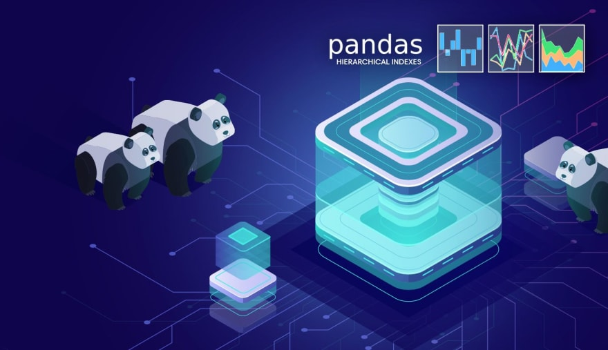 Using Hierarchical Indexes With Pandas