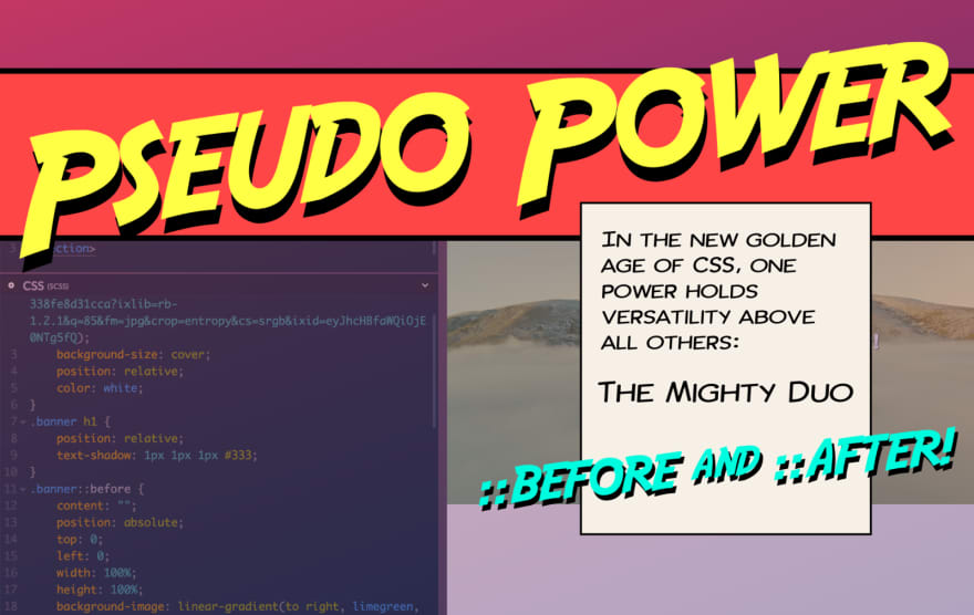 Pseudo Power Cover Image