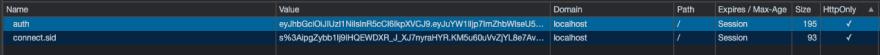 Browser's DevTools