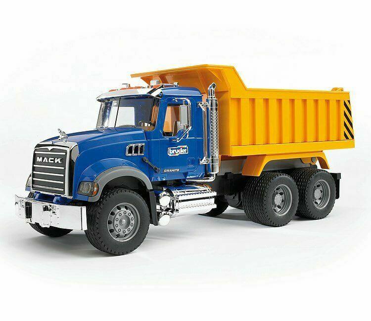 Alt Dump Truck