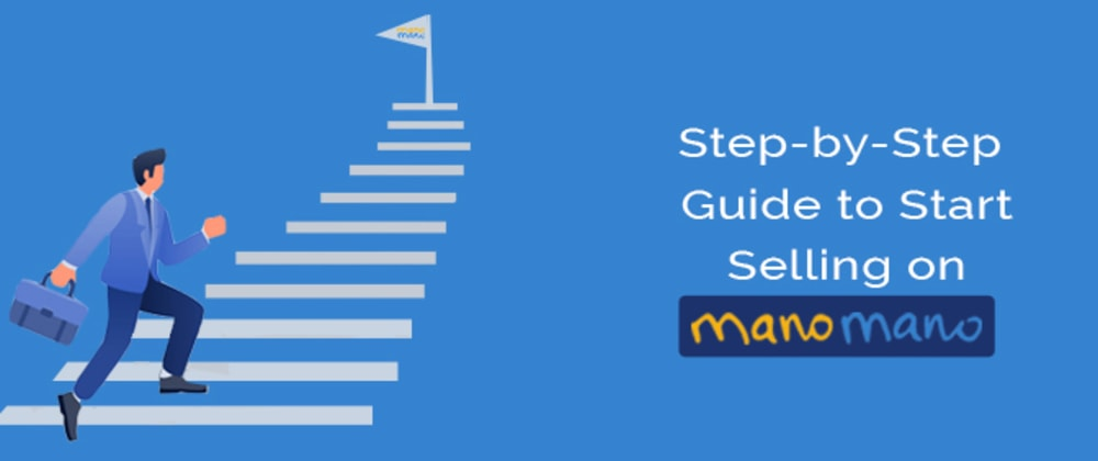 Cover image for Step by-step guide to start selling on mano mano with cedcommerce