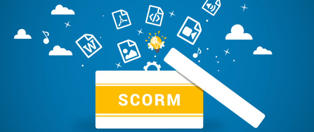 Cover image for New to eLearning? Learn about SCORM
