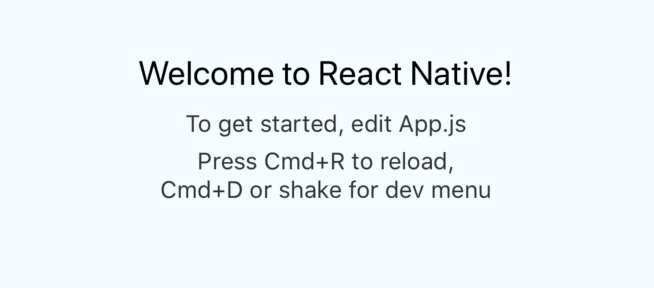 Tutorial: How to share code between iOS, Android & Web using React