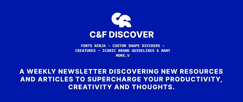 Cover image for C&F Discover: Issue 7