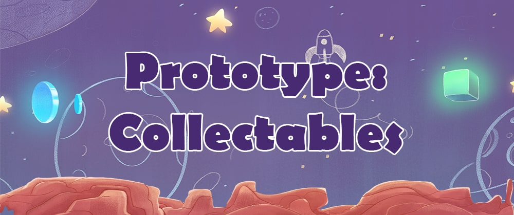 Cover image for Prototype: Collectables