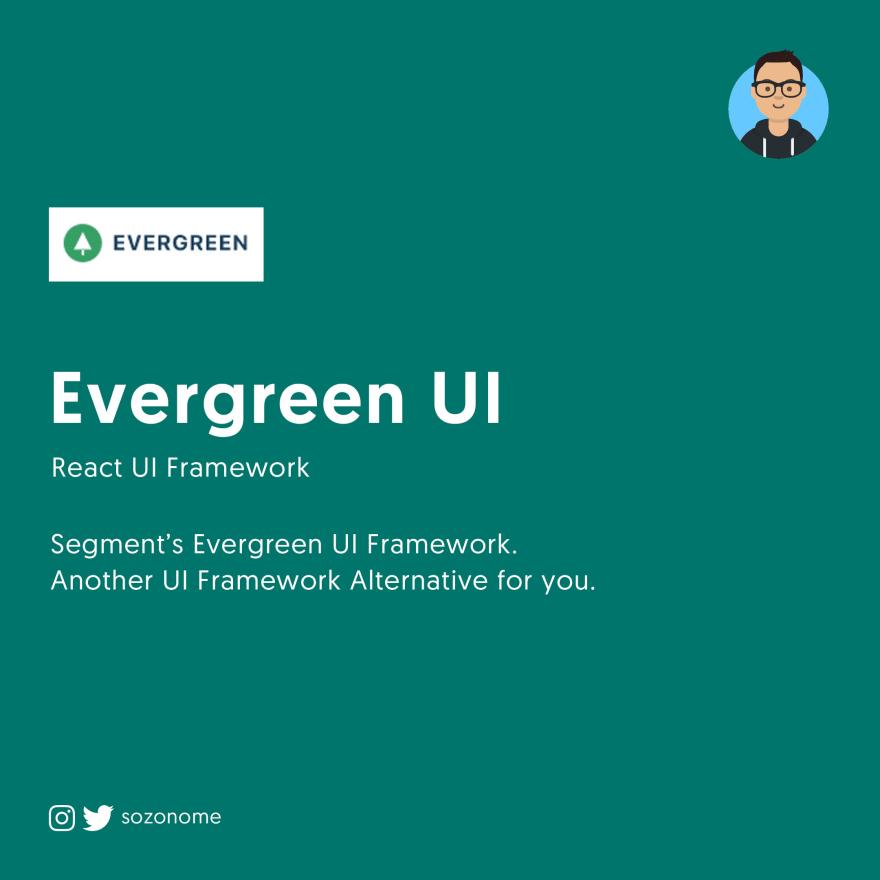 Evergreen UI (1)
