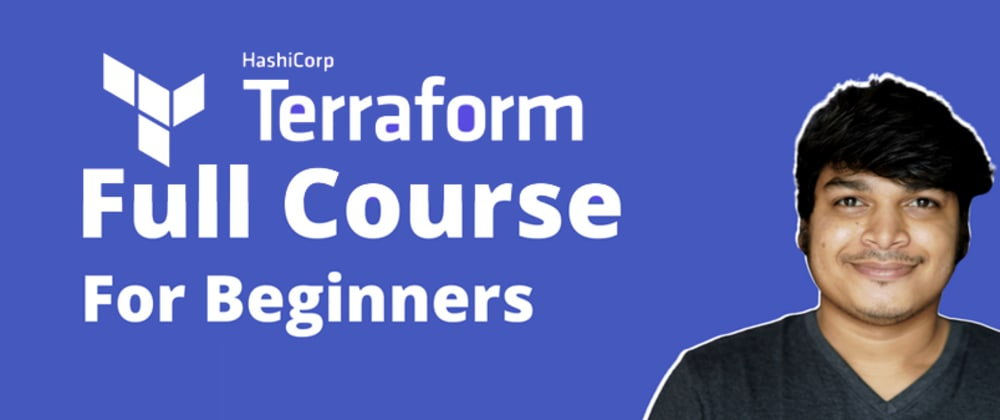 Cover image for Hashicorp Terraform Associate Certification Study Course. Pass the Exam in 2 hours!