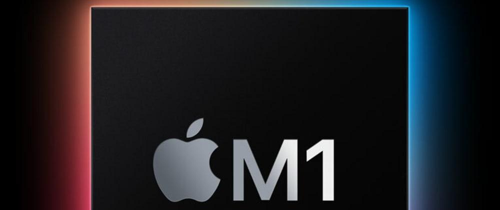 Cover image for Apple M1: experiencia de un Frontend Developer