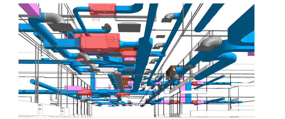 Cover image for MEP Coordination for Error-free Construction Projects