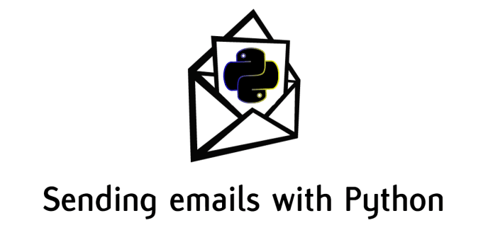 Send emails using Python header