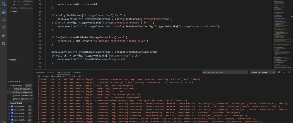 Cover image for Enabling KEDA debugging