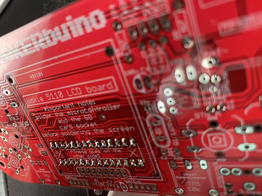 my soldering