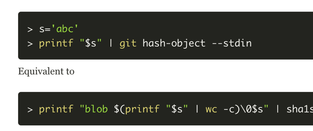 Cover image for Under-the-hood of Git