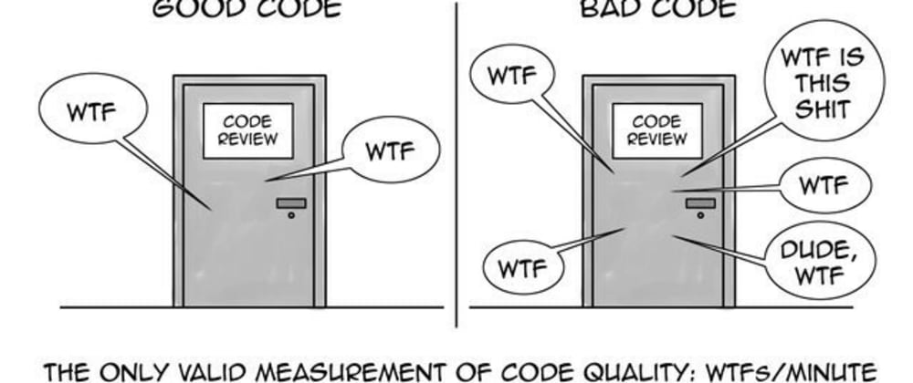 Cover image for What are the top 5 things you consider while reviewing a code?
