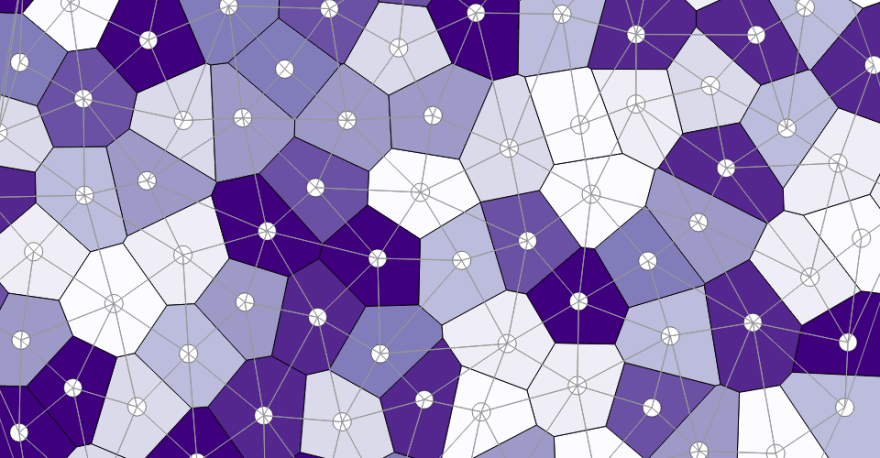 Getting started with d3js dev community voronoi ccuart Image collections