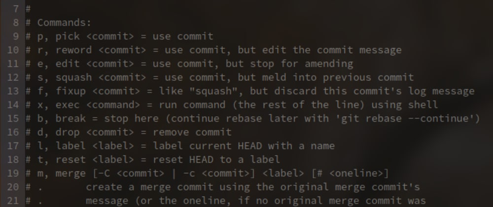 Cover image for How to edit the contents of a git commit